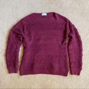 Universal Thread Women's Chunky Knit Sweater